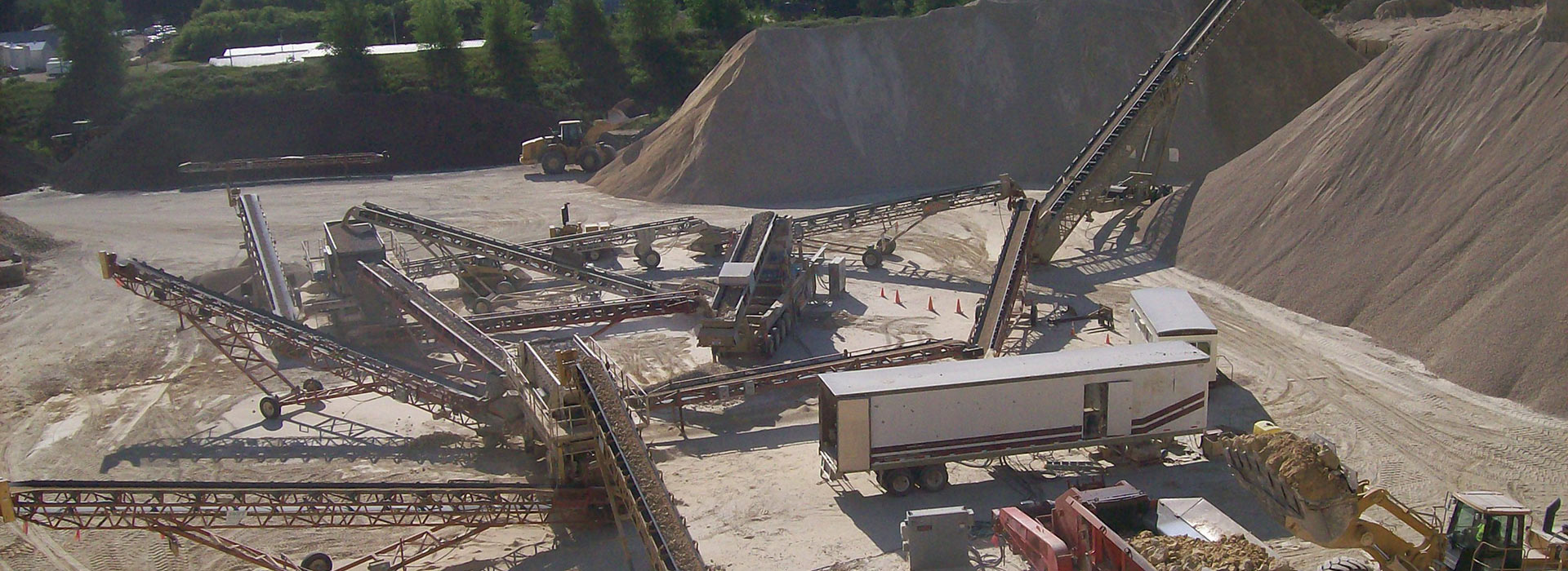 Moyna Materials Quarry Development